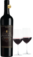Shiraz Sophisticate with BONUS Glasses Gift Pack