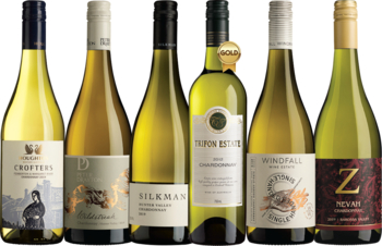 Full-Bodied Chardonnay Richness 6-pack