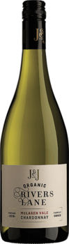 J&J Wines Rivers Lane Chardonnay 2018