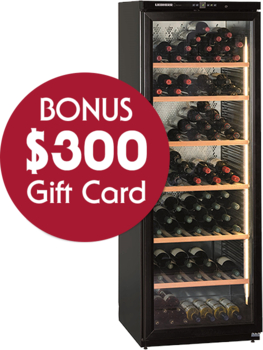 Liebherr WKb4612 Single Zone Wine Cellar with BONUS $300 Gift Card