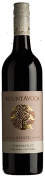 Mount Avoca Estate Tempranillo 2017