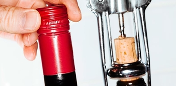 Screw Cap vs Cork - the Seal of Approval
