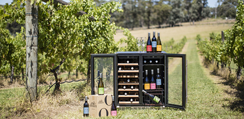 Harvey Norman presents: The ideal way to cellar wine