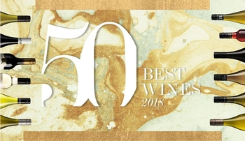 The 50 Best Wines of 2018